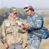 Галкин Дмитрий и Крючков Илья. Подарки от спонсоров