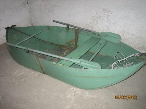 размеры лодок ссср