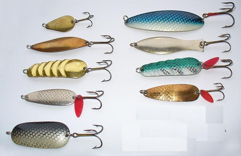 Блесна для рыбалки своими руками фото